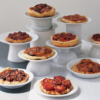 Individual Dried-Fruit Tartes Tatin