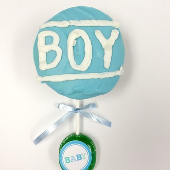 Baby Shower Cupcakes: Shake, Rattle, and Roll