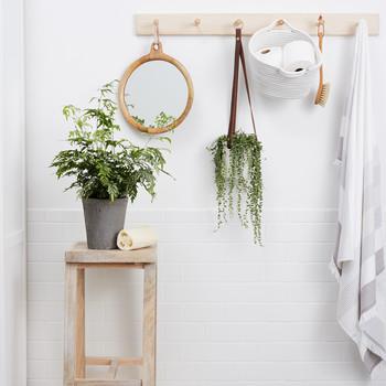 浴室口音墙