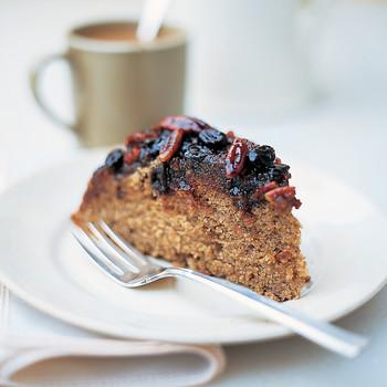 Sticky Buckwheat Cake