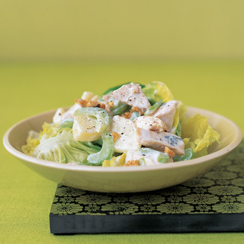 Chicken Salad with Apples and Walnuts