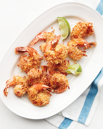 Simple, Speedy Baked Shrimp Recipes