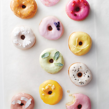 For the Love of Doughnut-Making