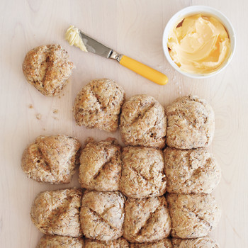 pull apart irish soda bread
