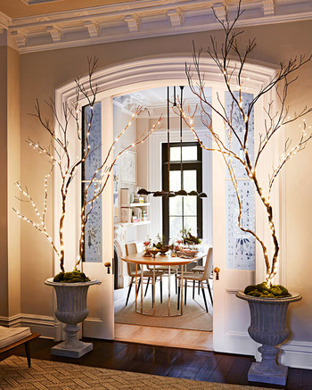 indoor tree lights