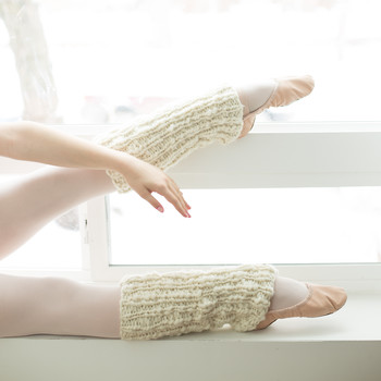 How to Knit a Pair of Snuggly-Soft Leg Warmers — in Any Size