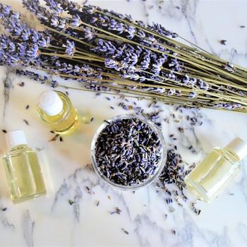 lavender and lavender oil