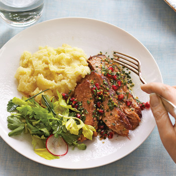 Food Writer Melissa Clark's Modern Passover Menu