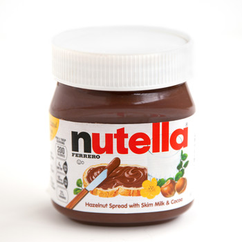 How Much Nutella Do You Eat? The Portion Size Might Be Changing