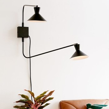 urban outfitters sconce