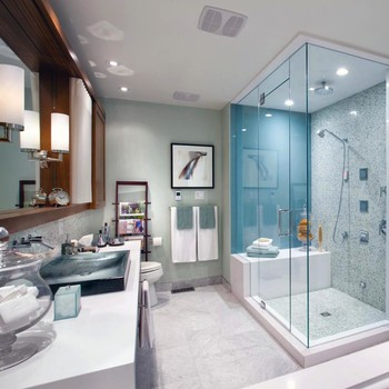 Bathroom design ideas martha stewart for Martha stewart bathroom designs