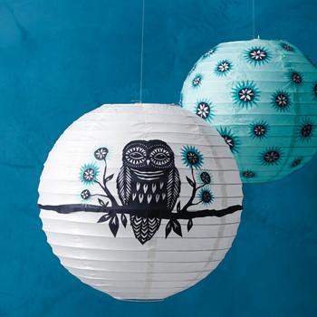 Decoupage Halloween Lanterns