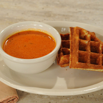 Creamy Tomato Soup from Linton Hopkins