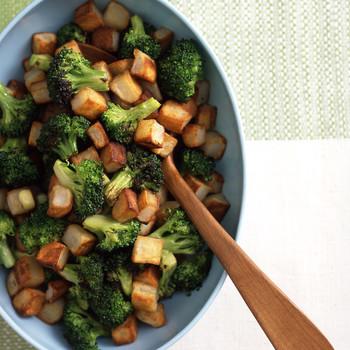 broccoli home fries