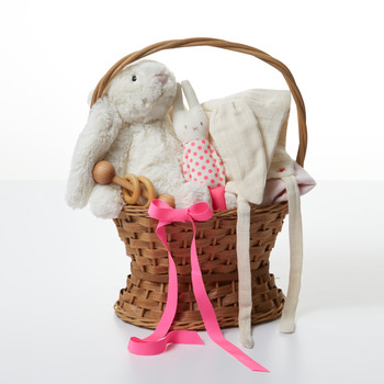 7 Aww-Inspiring Easter Basket Ideas for Babies