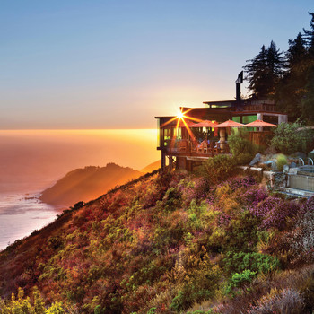 California Mountainside