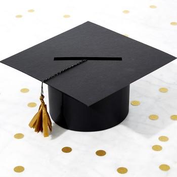 Graduation Cap Party-Card Box