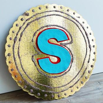 A Mighty Kids' Craft: DIY Superhero Shields