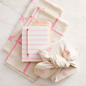 fabric giftwrap