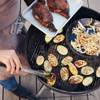 Grill Know-How: Make Friends with Fire