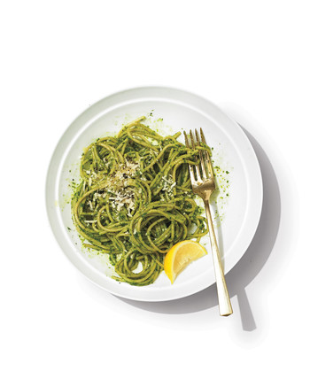 Pesto and Pasta, Recipes to Make Dinner...Like Presto!