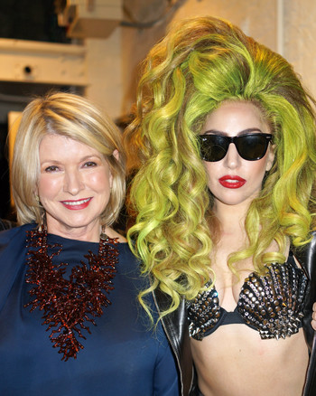 When Martha Met Gaga