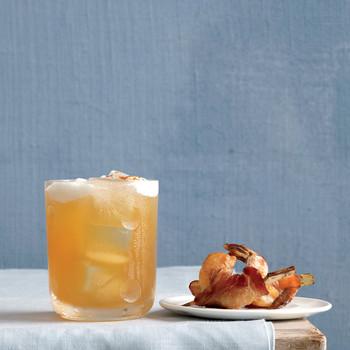Maple-Bourbon Cider