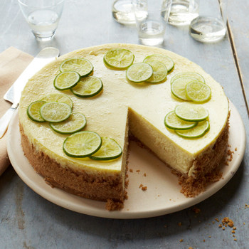 margarita cheesecake