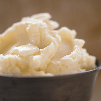 Simple Mashed Potatoes