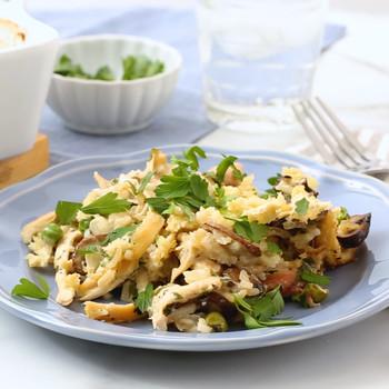 Watch: Creamy Chicken and Rice Casserole