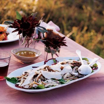 Mixed Mushroom Salad (Insalata Di Funghi Misti)
