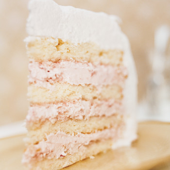 Raspberry-Filled Layer Cake
