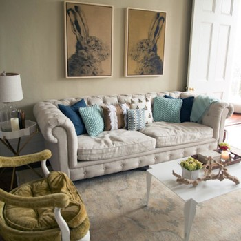 """A New Orleans Home Makeover That's """"Easy"""" on the Eyes"""