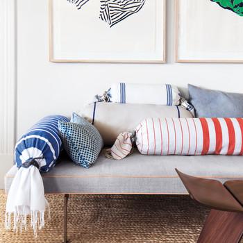 Home Decor Ideas: 13 Ways to Use Stripes