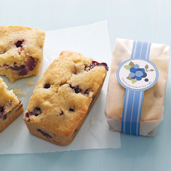 Blueberry-Lemon Tea Cakes