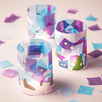 Bright Idea: Luminaries Kids' Craft