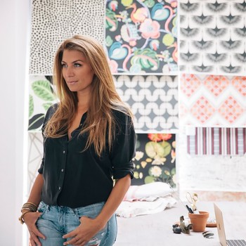 """This """"Trading Spaces"""" Star Has the Golden Rules of Decorating with a Significant Other"""