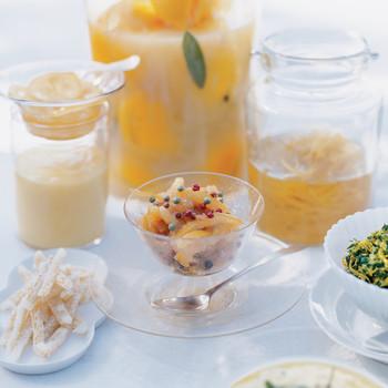 Lemon-Oregano Jam