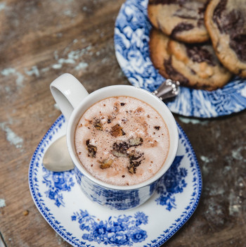 Maman Nutty Chocolate Chip Hot Chocolate