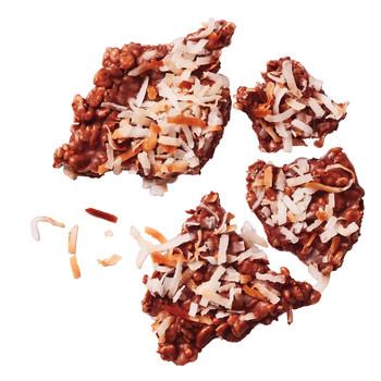 Crunchy Milk-Chocolate Bark