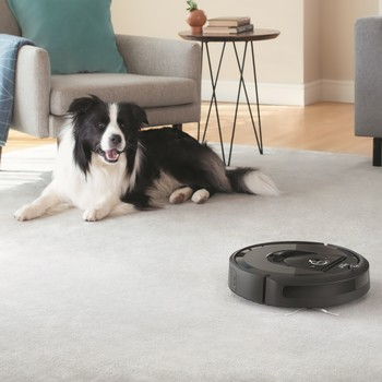 The Newest Roomba Is So Impressive, It Empties Its Own Bin