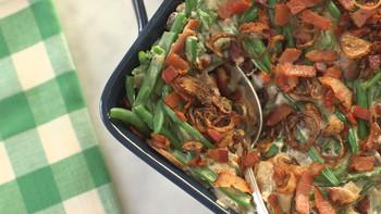 Green Bean Casserole EDFSC