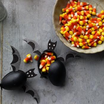 Halloween Bat Treat Boxes