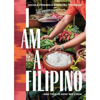 i am filipino cookbook cover