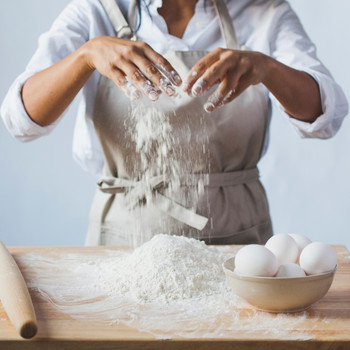 Flour Used in Baking