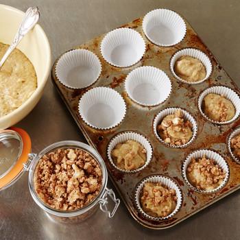 Lena Kwak's Gluten-Free Banana Muffins