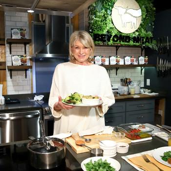 Martha Stewart's Beyond Meat Collaboration