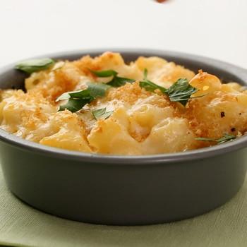 Watch: Three-Cheese Macaroni