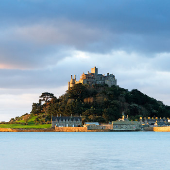 St. Michael's Mount in Cornwall, England