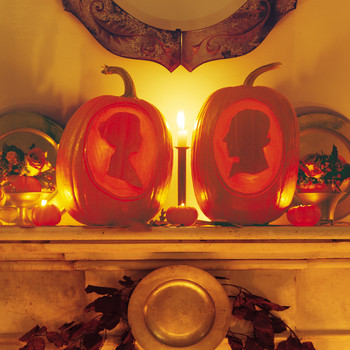 Cool Pumpkin Carving Ideas That Double as Decor